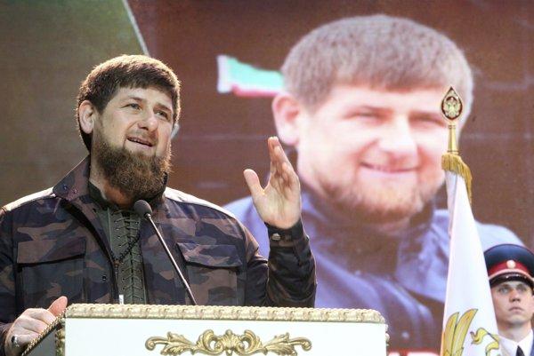 Ramzan Kadyrov vládne v Čečensku tvrdou rukou.