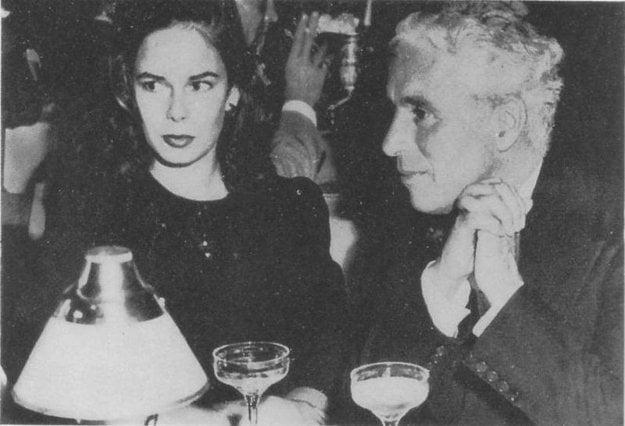 Oona a Charlie Chaplinovci