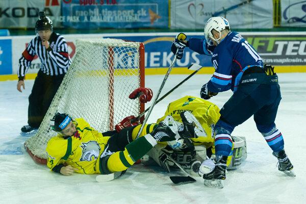 Klub z Nitry žiada, aby finálové zápasy Tipsport ligy rozhodovali medzinárodní rozhodcovia.