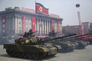 Severokorejská armáda hlási, že je pripravená na vojnu.