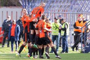 Futbalisti Ružomberka rozhodli o víťazstve v závere zápasu.