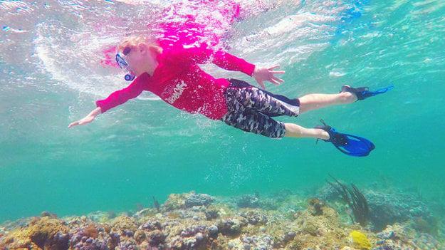 Turecko aj Egypt majú báječné podmienky na šnorchlovanie.