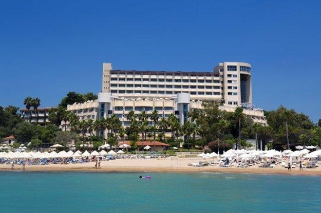 Hotel Melas Resort 5*, Turecko.