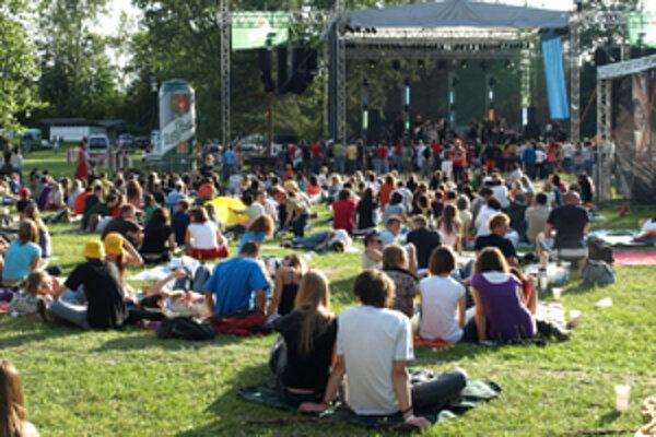 Na Letnú pauzu prišlo tento rok asi dva a pol tisíc ľudí.