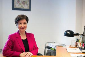 Zuzana Vatráľová, Medzinárodná organizácia pre migráciu