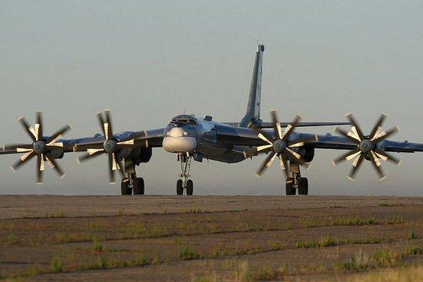 Tupolev Tu-95.