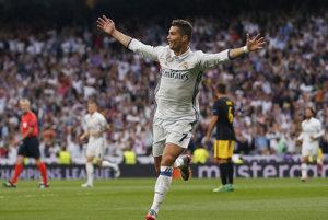 Cristiano Ronaldo odohral ďalší skvelý zápas.