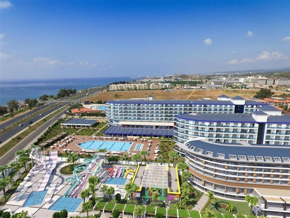 Hotel Eftalia Ocean Resort & Spa 5*, Turecko