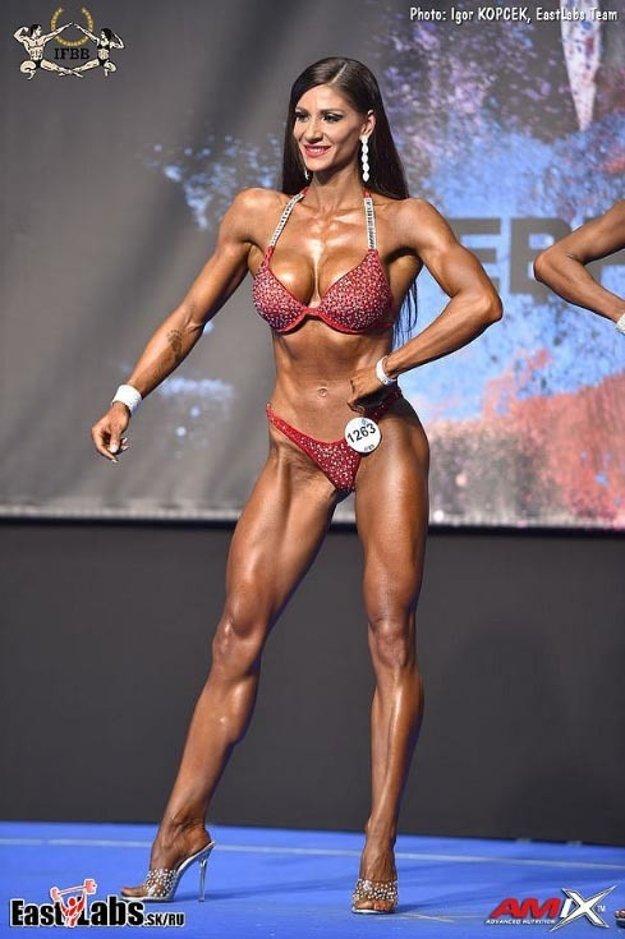 Olívia Čambalová.