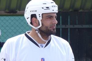 Obranca Hokejmarket Skalica Martin Daniel.