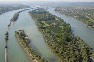 Rýn je zdrojom pitnej vody pre milióny Nemcov.