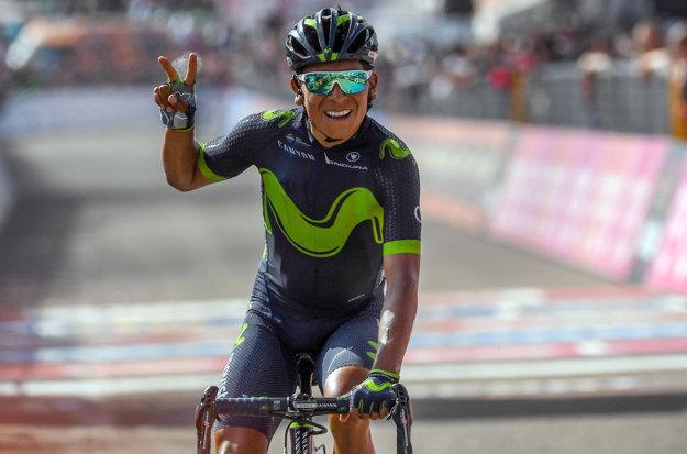 Dvadsaťsedemročný Quintana sa opäť raz pokúsi prebojovať sa na vrchol poradia na Tour.