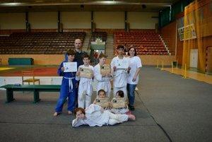 Úspešná výprava Judo clubu pri TJ Elán Rožňava.