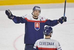 Michel Miklík bol najlepším slovenským útočníkom, Peter Čerešňák zasa obrancom.