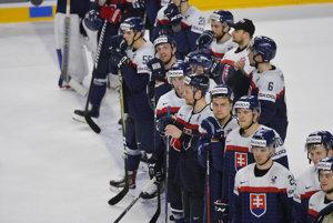 Slovenskému tímu majstrovstvá sveta nevyšli.