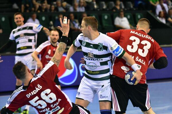 Na prvú výhru sa nadreli. Prešov zlomil odpor húževnatej Šale až vzáverečnej fáze stretnutia.