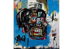 Jean Michel Basquiat: Bez názvu 1982