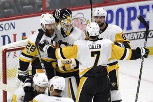 Hráči Pittsburghu vyrovnali stav série, v Ottawe vyhrali 3:2.
