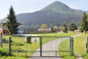 Športový areál má rozlohu 20-tisíc metrov štvorcových.