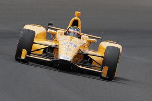 Fernando Alonso mal na dosah pole position.