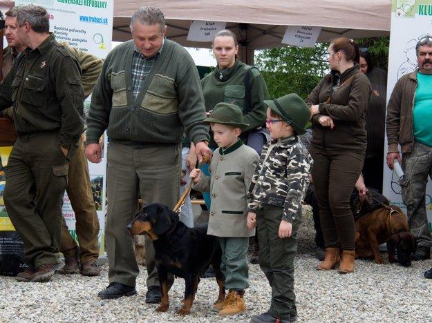 Priestor dostali aj deti v súťaži – Dieťa a pes.