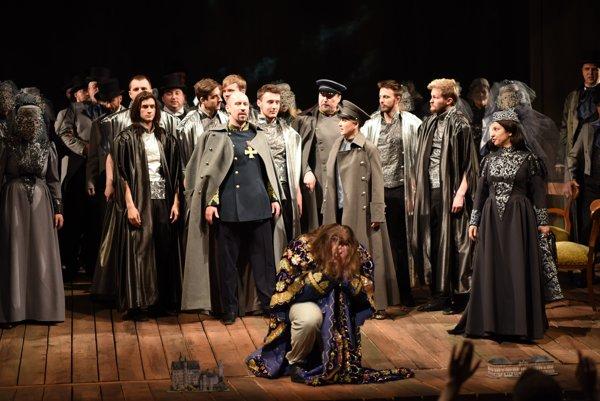 Košické divadlo uvedie v slovenskej premiére operu Richarda Wagnera Víly.