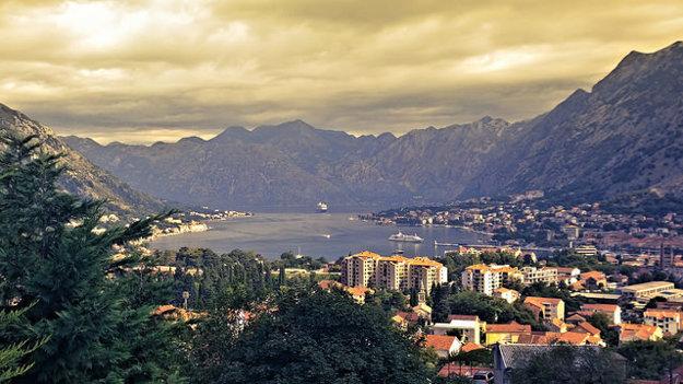 Kotor, Čierna Hora.