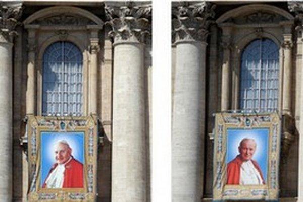 Ján XXIII. vstúpil do dejín katolíckej cirkvi druhým vatikánskym koncilom. Ján Pavol II. ako prvý pápež z komunistickej východnej Európy.
