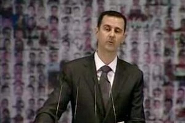 Bašar Asad.