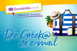 Vyhrajte dovolenku v Grécku