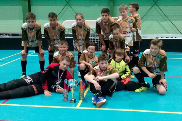 Mladí Dolnokubínčania si doniesli z vrcholného podujatia strieborné medaily.