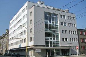 Krajská prokuratúra v Žiline.