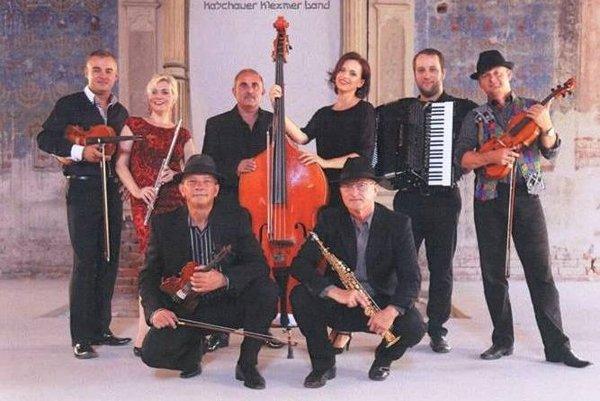 Kaschauer Klezmer Band sa predstavia vo Viole vo štvrtok o 19.00 h.