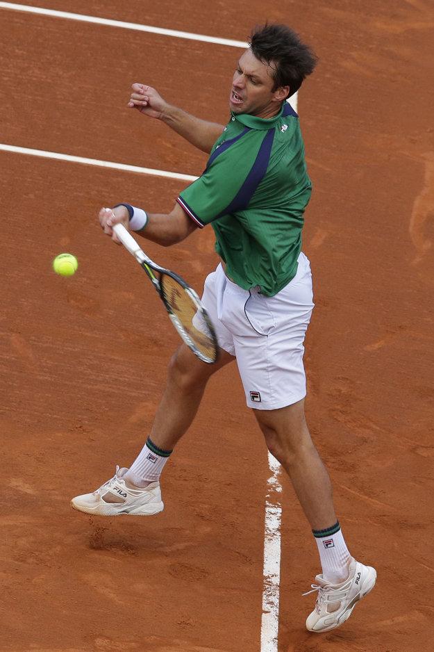 Trofej v Poprade obhajuje Horacio Zeballos.