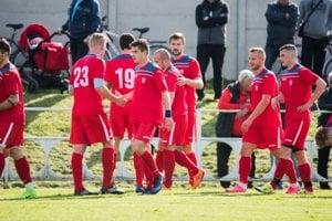 Futbalisti z Dubnice sú na jar najlepším treťoligovým mužstvom.