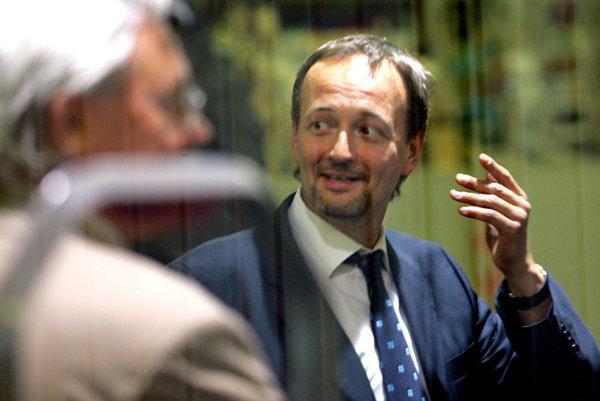 Ivan Lexa v roku 2004.
