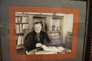 Slávny maliar zomrel v roku 1968 v Trenčíne.