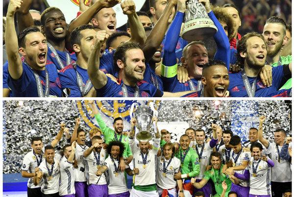 Víťazi dvoch najprestížnejších európskych súťaží sa stretnú v boji o Európsky superpohár.