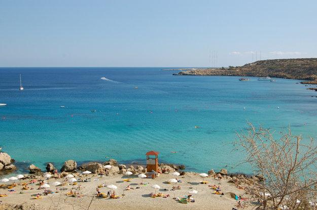 Južný Cyprus, Ayia Napa.