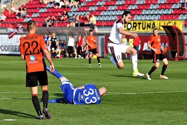 Matej Kochan si teda predsa len napokon vyskúša, aké je to hrať vEurópskej lige UEFA.