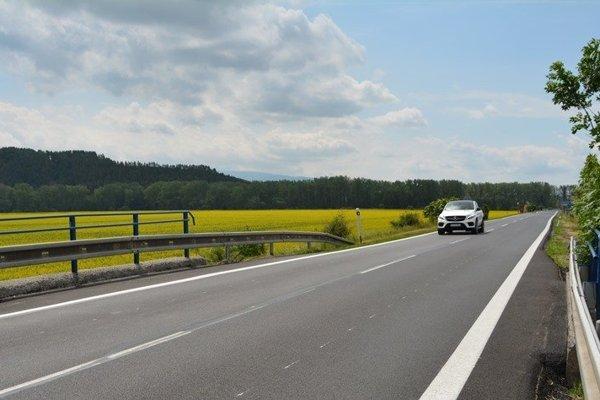 Župa investovala do rekonštrukcií ciest v jednotlivých regiónoch už tri milióny eur.