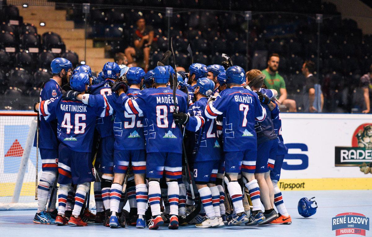 55b97a584dc03 MS v hokejbale: Slovensko porazilo Portugalsko 4:0 - Šport SME