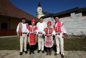 Obyvatelia Heľpy