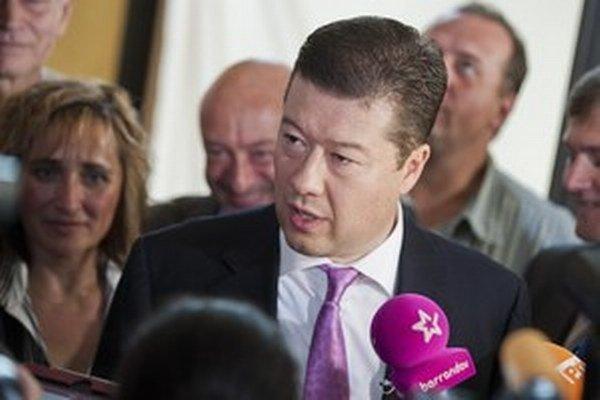 Najpopulárnejší český politik Okamura.
