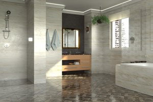 V kúpeľni podľa feng šui vládne jednoduchosť
