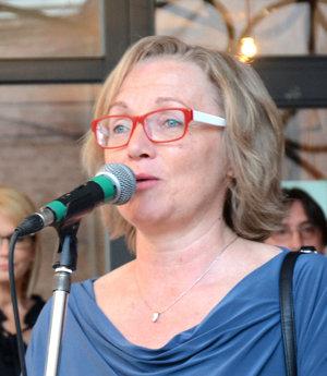 Zuzana Bobriková.