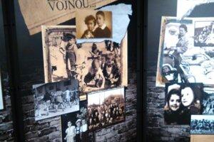 Múzeum holokaustu v Seredi.