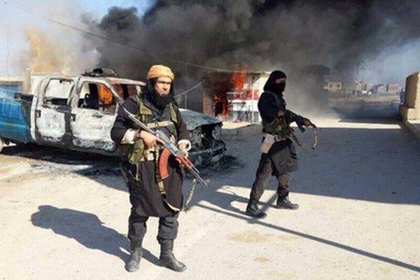 Členovia ISIL.
