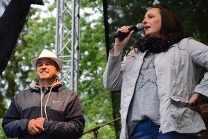 Moderátorom akcie bol zabávač Jožo Pročko.
