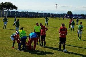 Foto zo zápasu Perín – Gemerská Hôrka.